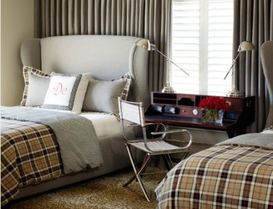 Drapes and Curtains in the Bedroom Miami (15)