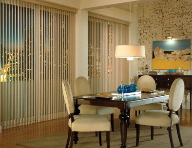 Vertical blinds, Vertical Blinds for Condo, blinds for large windows