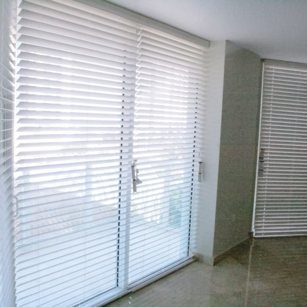 Horizontal Blinds in Miami
