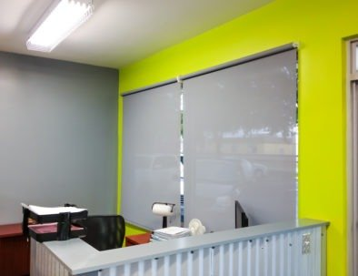 Screen-Roller-Shades-Commercial-Office-Hallandale-Beach-1