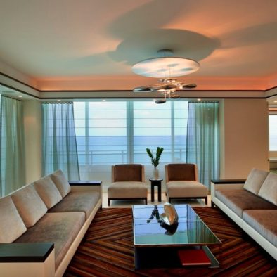 Motorized Curtains in Miami